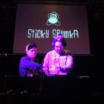 sticky soumka forest centre culturel