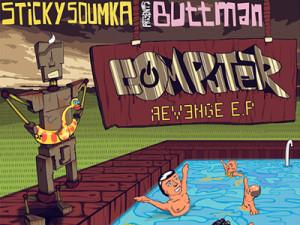 Buttman – Computer Revenge EP