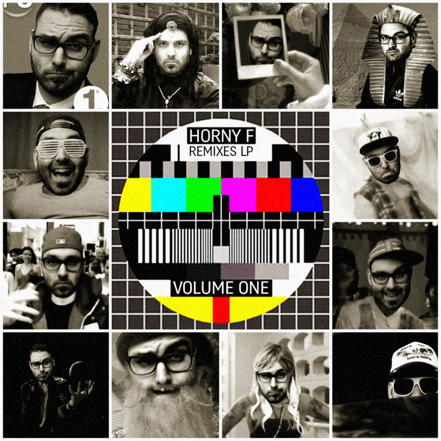 horny-f-remixes-lp-vol-1-record-cover
