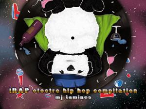 Compilation de musique électro/hip-hop : iR@p