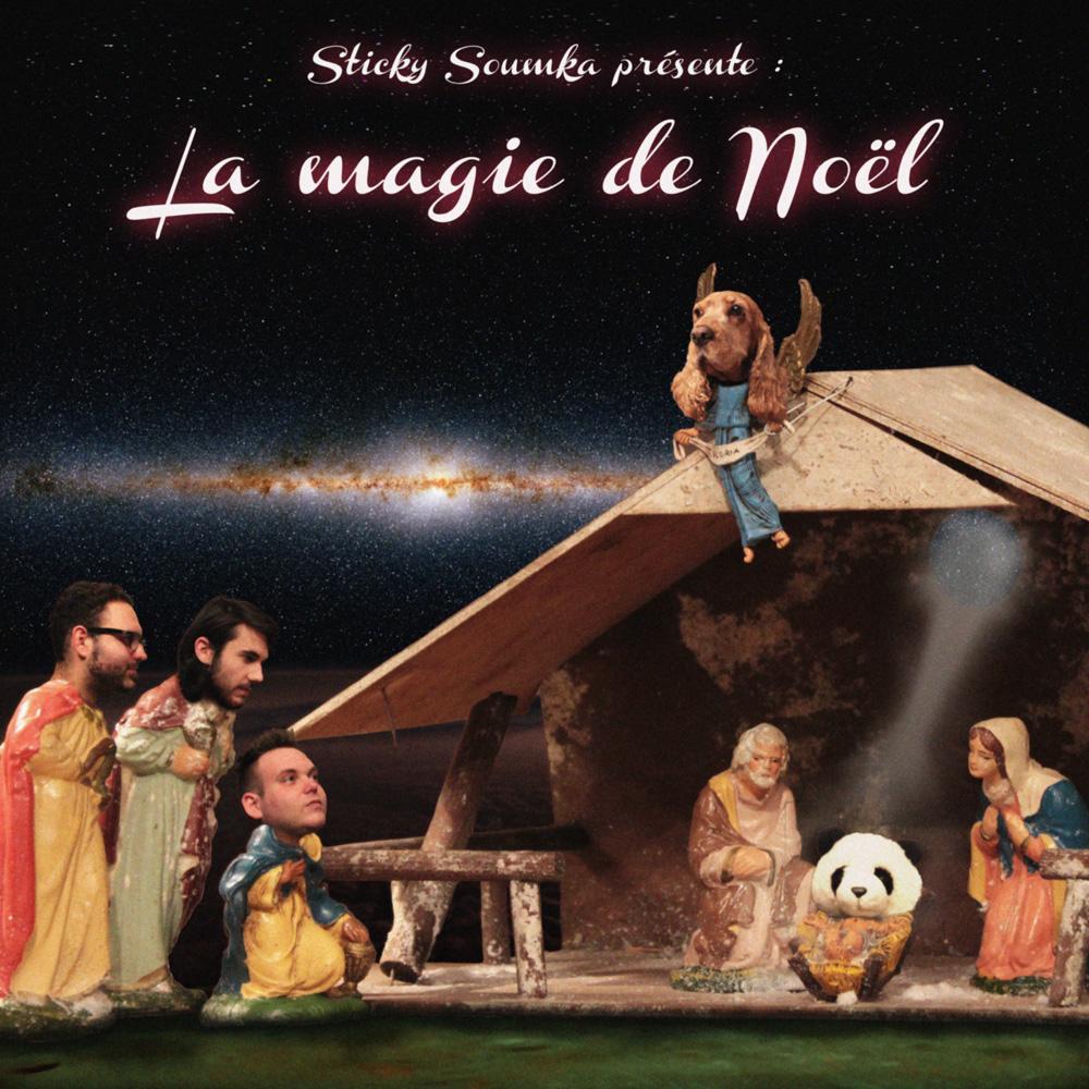 Mixtape spéciale Noël de musique électro / Sticky Soumka gratuite !