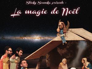 Mixtape spéciale Noël de musique électro