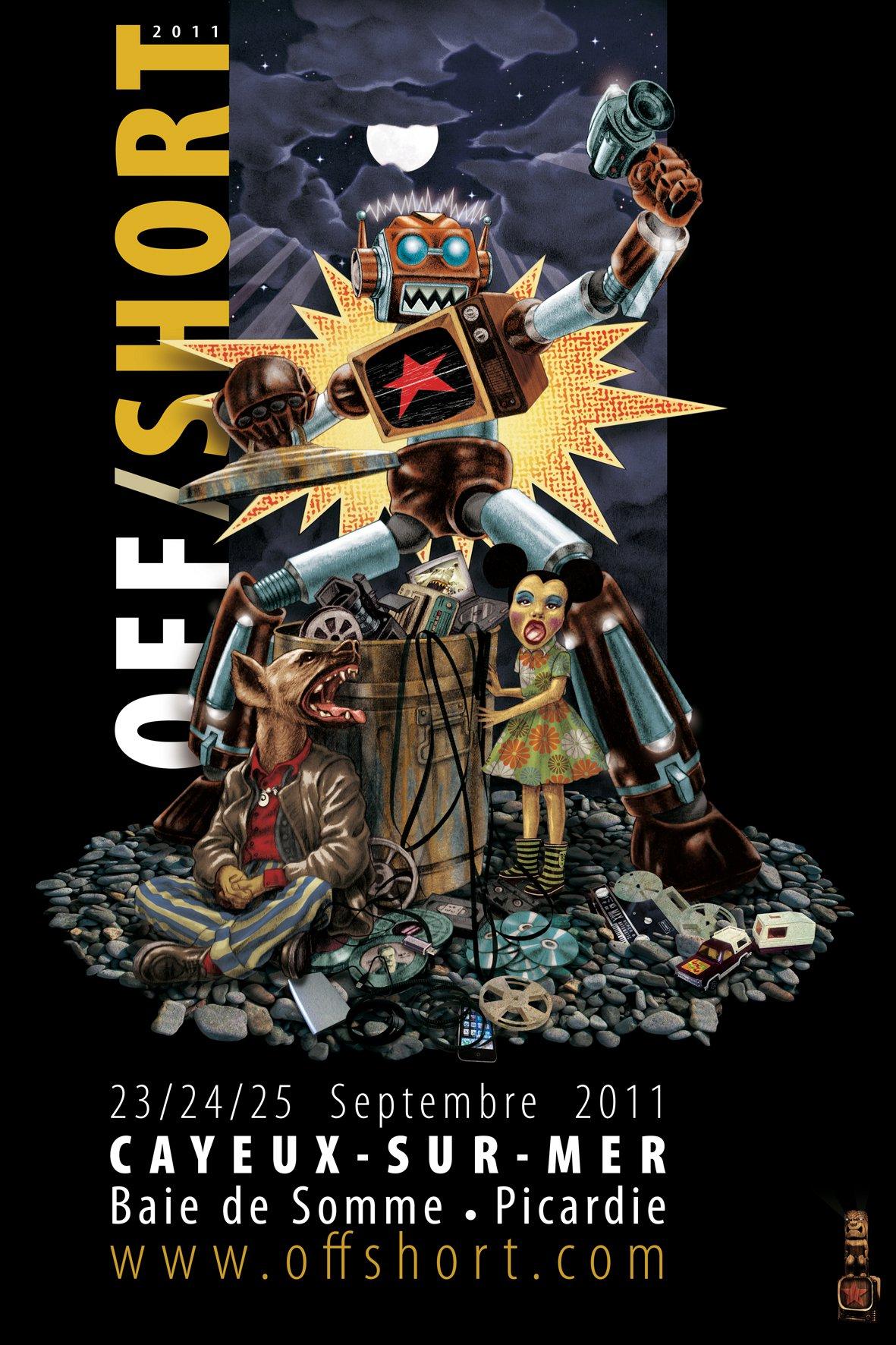 23, 24, 25 septembre 2011 – Offshort : Sticky Soumka en Picardie !